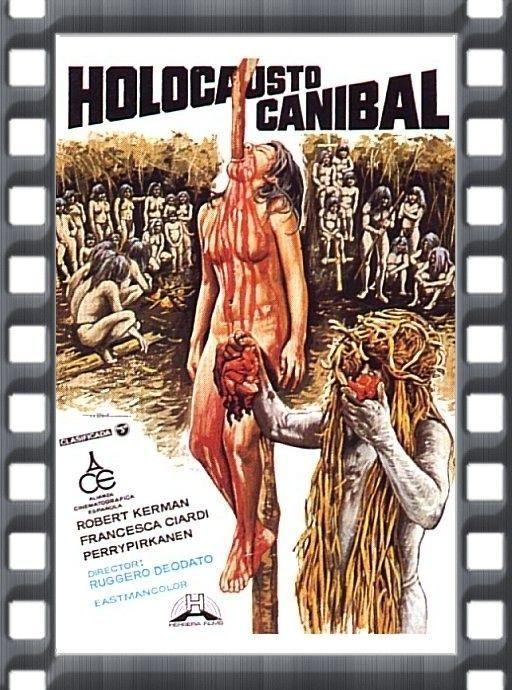 """LES FILMS DIT """" CANNIBALES """"....."""